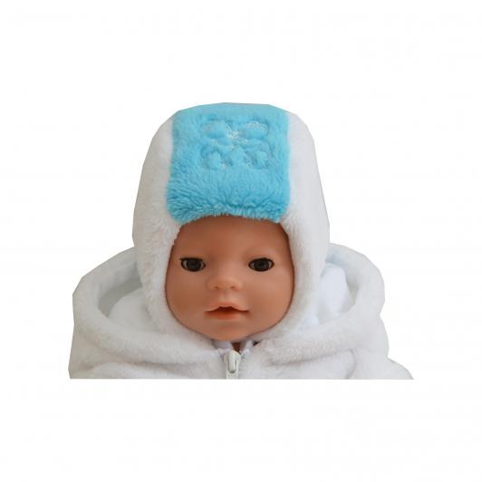 Čepice zimní hladká
