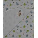 Dětská deka dvojitá bavlna s potiskem