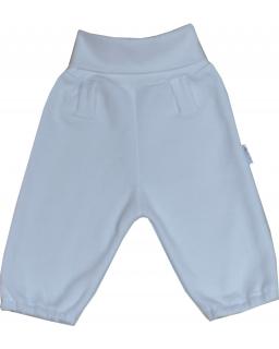 Kalhoty bavlněné svetřík vel. 74 - 80