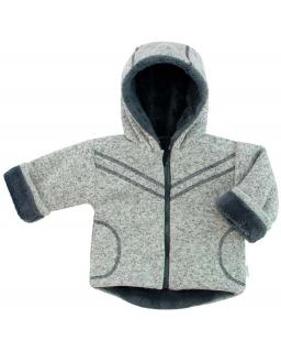 Dětská zimní bunda Oliver marine  vel. 56 - 68