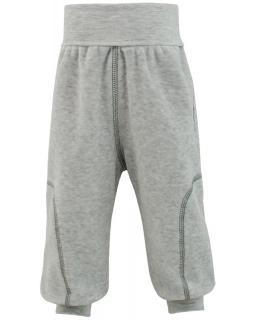 Dětské jarní kalhoty Adam růžová vel. 74 - 86