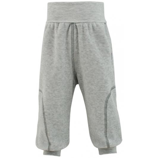 Dětské jarní kalhoty Adam šedá  vel. 74 - 86