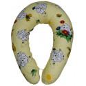 Kojící polštář dalmatin