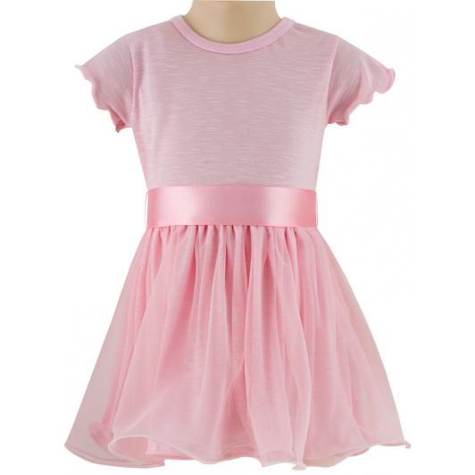 Dívčí šaty tylové vel. 92 a 98