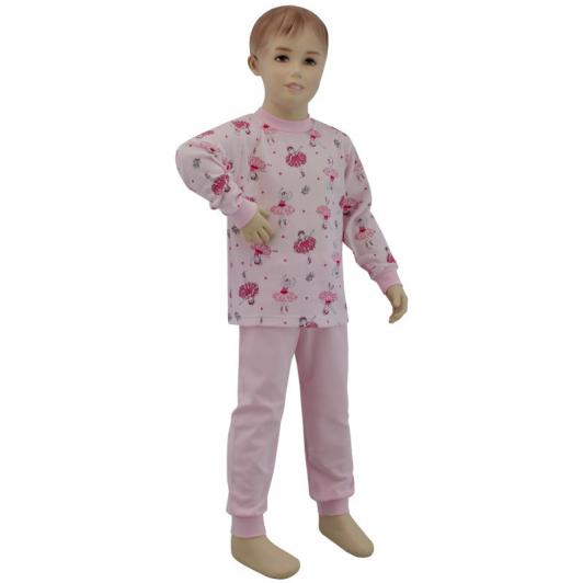 Dívčí pyžamo baletka vel. 116 - 122