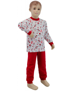Dívčí pyžamo berušky vel. 116 - 122