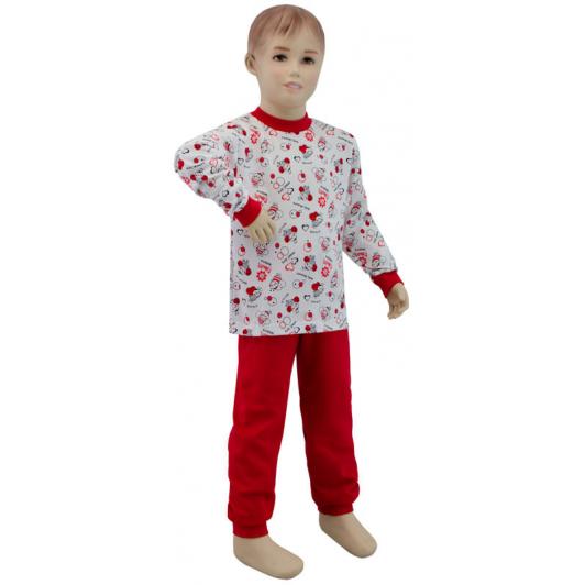 Dívčí pyžamo berušky vel. 80 - 110