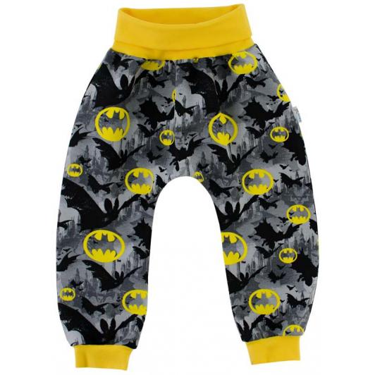 Dětské tepláky Batman vel. 92 až 104