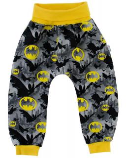 Dětské tepláky Batman vel. 74 až 86