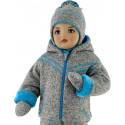 Dětská zimní bunda Oliver  vel. 56 - 68