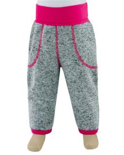 Dětské zimní kalhoty Oliver  fuchsie  vel. 74 - 86