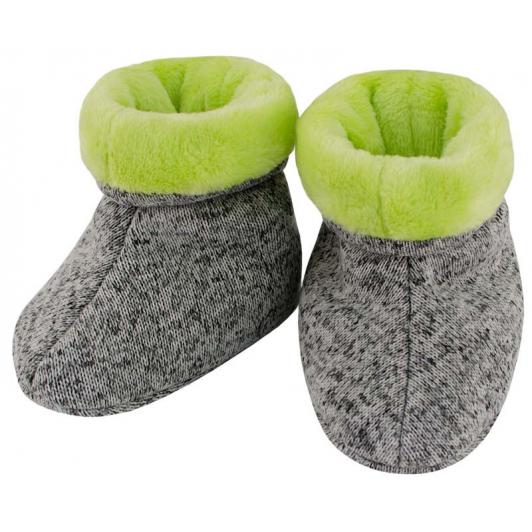 Zimní capáčky Oliver zelená