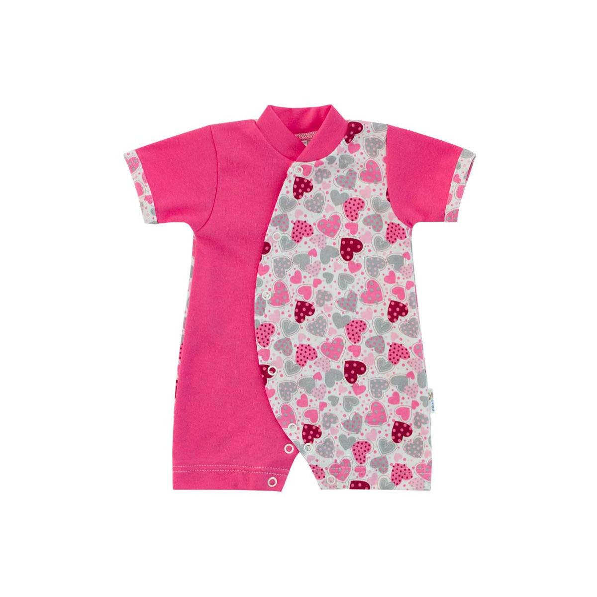 0ec16f5741cc Letní kojenecký overal Srdce vel. 74 - 86. Loading zoom
