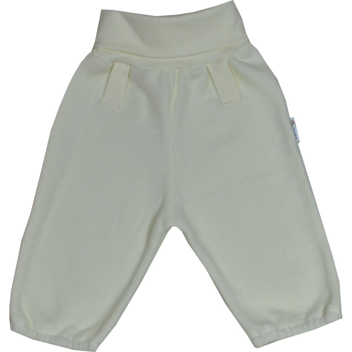 a2f337901f8 ESITO - Kalhoty bavlněné svetřík vel. 74 - 80