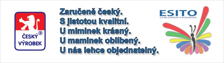 Jsme držitelé ochranné známky Český výrobek