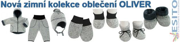 Zimní kolekce OLIVER od ESITO